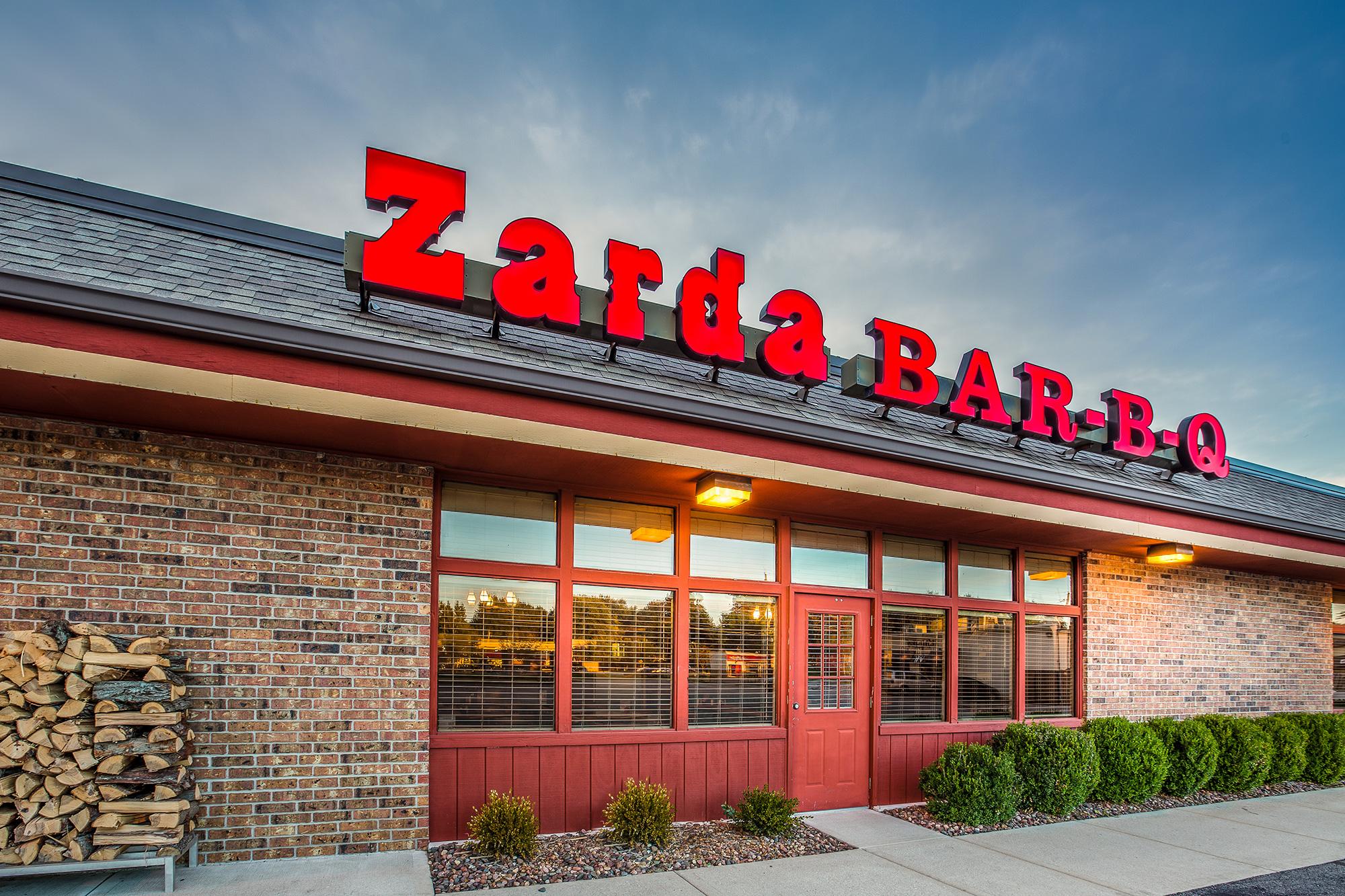 Zarda Dining Rooms Reopen June 22nd!